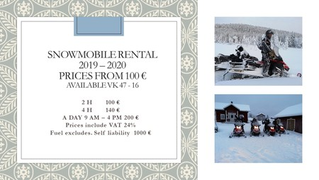 snowmobiling in Kierinki, Snowmobiling in Lappland, winter activities, snow, winter